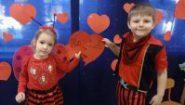 Bal karnawałowy i Walentynki